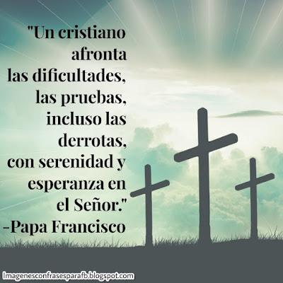 Las mas lindas Frases del Papa Francisco
