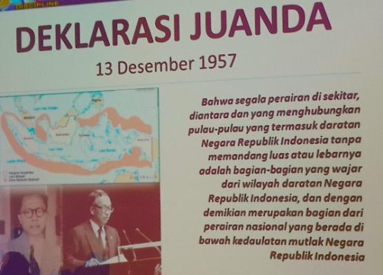 Deklarasi Juanda Peraturan Pemerintah Tahun 1937