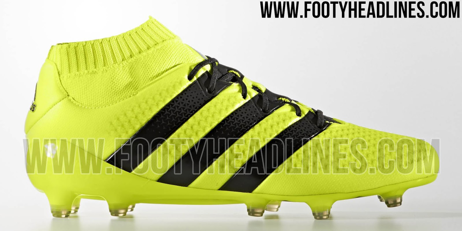 solar yellow adidas ace primeknit 2016 2017 boots leaked. Black Bedroom Furniture Sets. Home Design Ideas