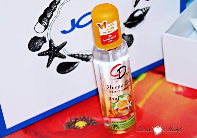 JoyBox Summertime - sierpniowa edycja kosmetycznego pudełka