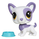Littlest Pet Shop Bull Terrier Pets in the City Pets