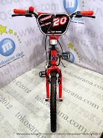 Sepeda BMX Family Fiber 20 Inci
