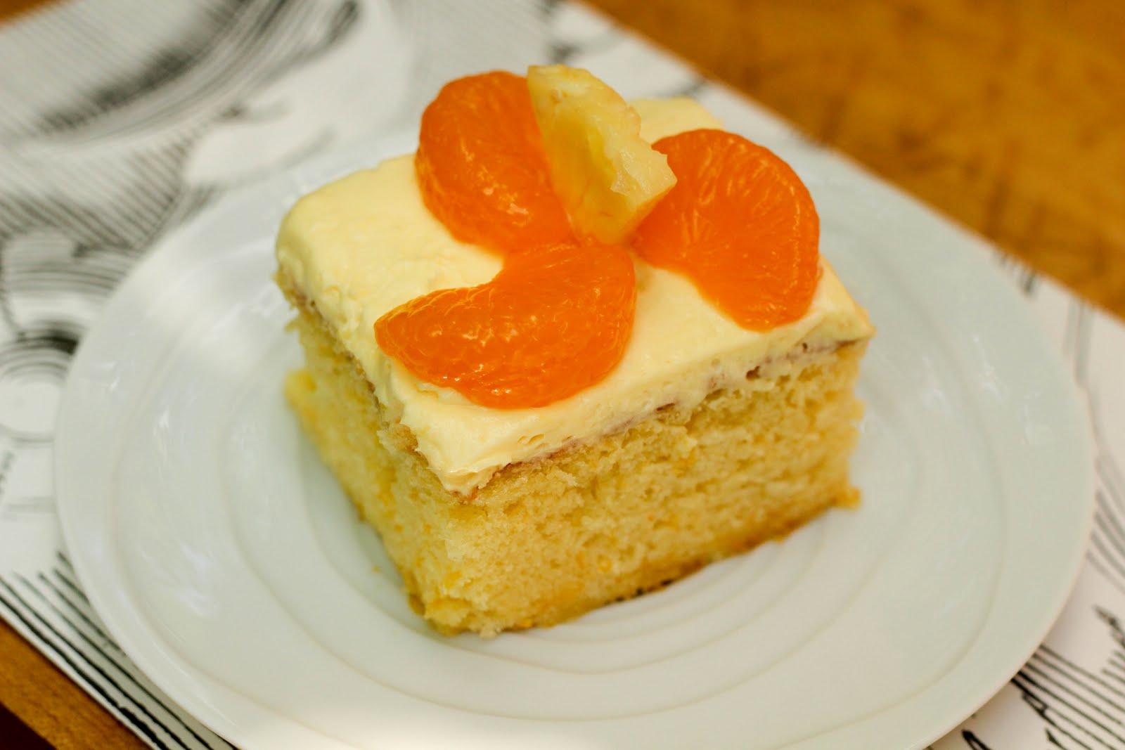 Cake Recipe With Mandarin Oranges And Pineapple