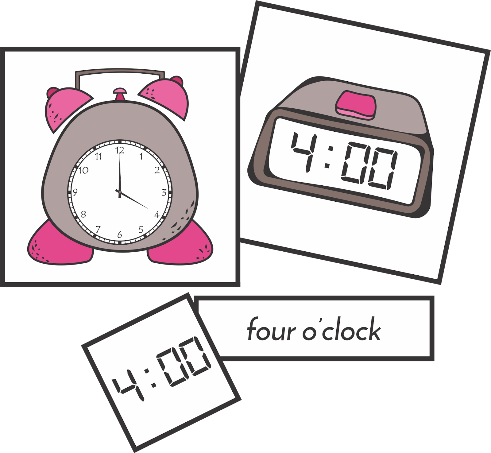 Km Classroom Telling Time By The Hour Half Hour Quarter Hour Ccss 1 Md B 3 And A Freebie