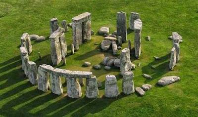 a verdade sobre Stonehenge