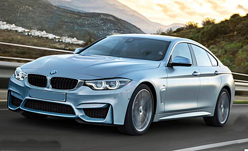 2017 bmw m4 gran coupe rendering shows the dream car. Black Bedroom Furniture Sets. Home Design Ideas