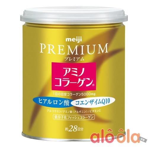 Sữa Meiji Collagen Premium của Nhật dành cho đối tượng nào?