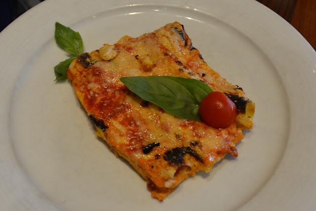 Restaurant Tricolori Vienna pizza