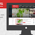 Snews - News and Magazine Responsive Blogger Theme