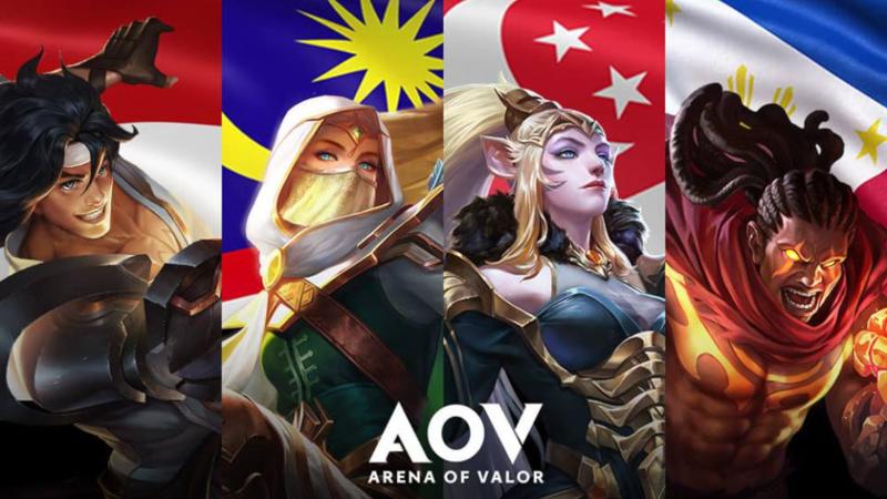 Server AOV Indonesia Digabung Dengan Server MSP