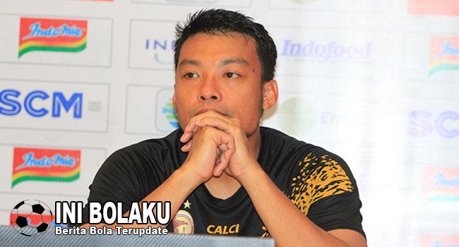 Hamka Hamzah Pamit Dari Sriwijaya FC