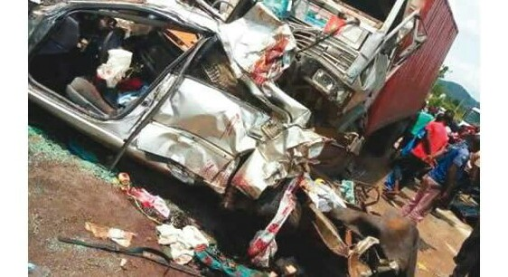 Six Nigerians Die In Enugu-Abakaliki Road Accident