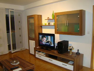 Stanovanje v Mariboru - dnevna soba .