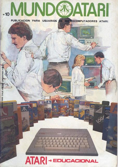Mundo Atari #10 (10)