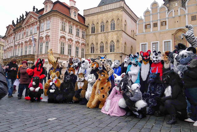Prague Cosplay