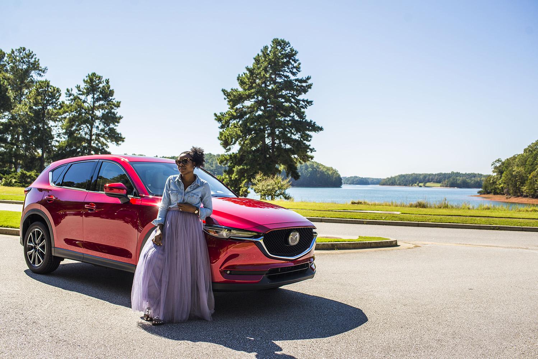 Fall break road trip in the 2017 Mazda CX-5 - Titi's Pion