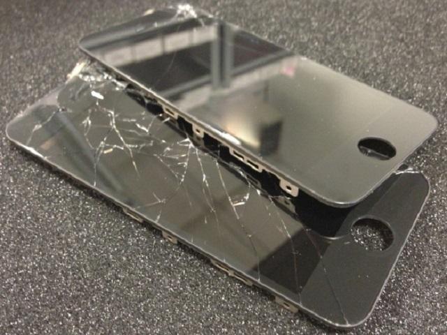 thay mat kinh iphone 5 5s 4