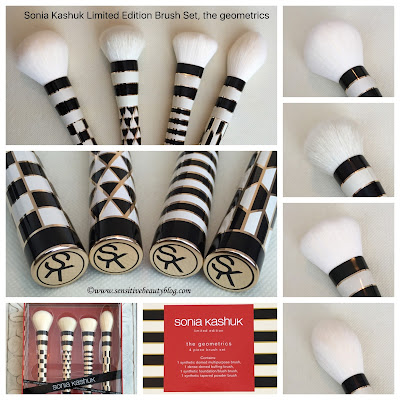 Sonia Kashuk Holiday Brush Set 2016