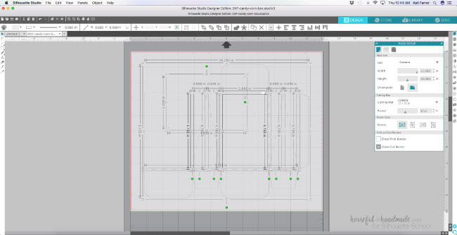 Using DXF Files in Silhouette Studio - Silhouette School