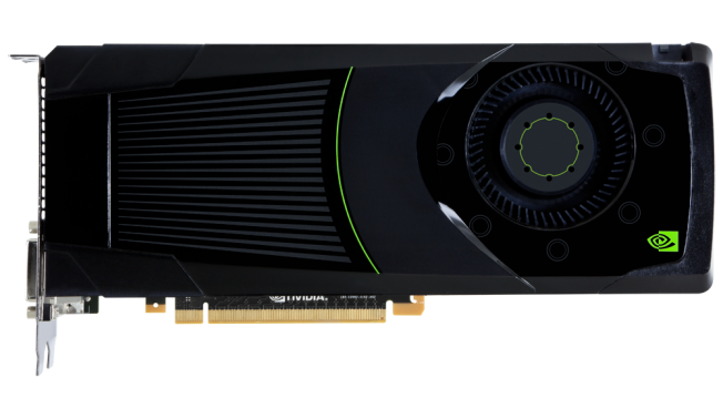 Nvidia GeForce GTX 680 Driver Download