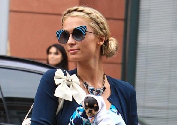 2017-01-03  パリス・ヒルトン(Paris Hilton)ビバリーヒルズにて。
