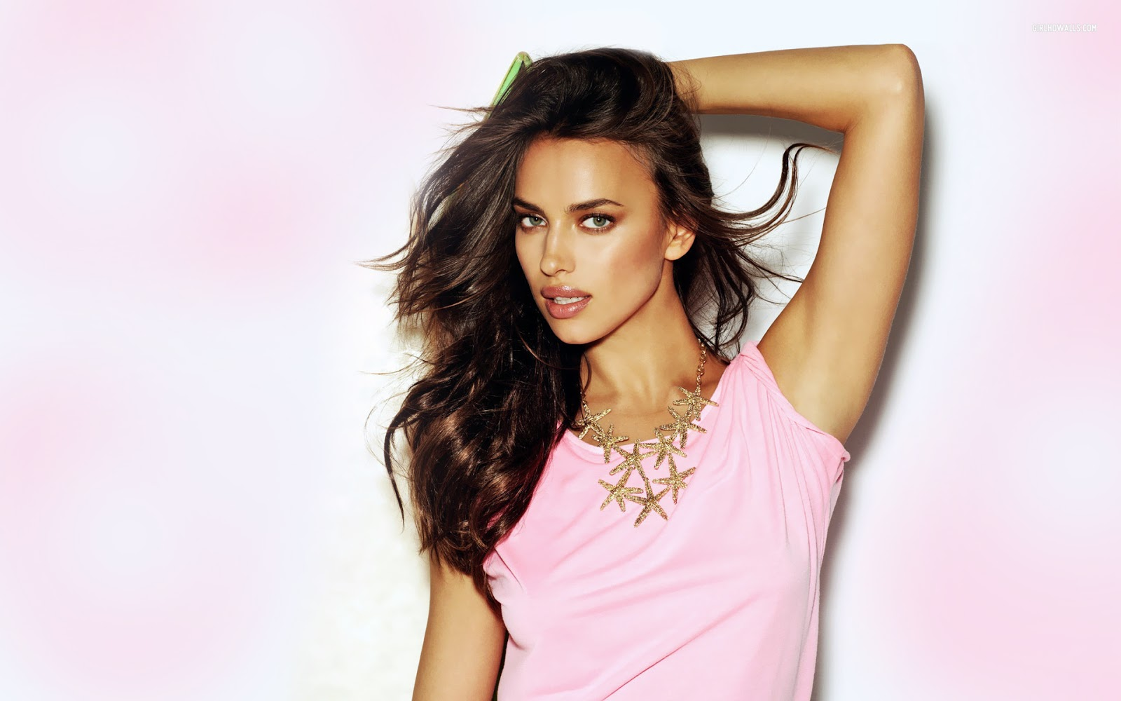 Model Y Hd: Irina Shayk Hot Russian Model HD Wallpaper