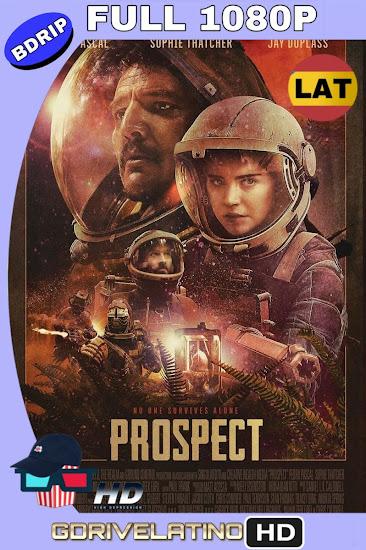 Prospect (2018) BDRip 1080p Latino-Ingles MKV