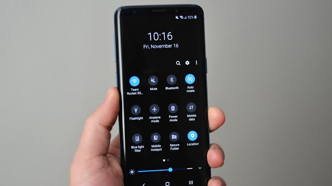 LG's latest Android skin kinda looks like Samsung's One UI