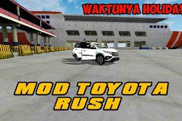Mod Toyota Rush Bussid