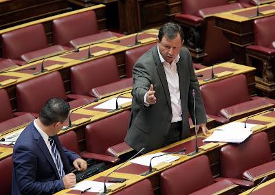 Την άμεση καταγραφή των ζημιών που έχει προκαλέσει η έντονη κακοκαιρία στη Θεσπρωτία ζητεί ο Βασίλης Γιόγιακας