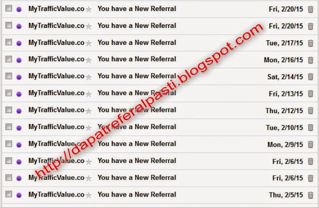 cara mencari referral