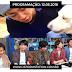 PROGRAMAÇÃO - TENSAI! SHIMURA DOUBUTSUEN 2H SP & ARASHI NI SHIYAGARE: 12/05/2018