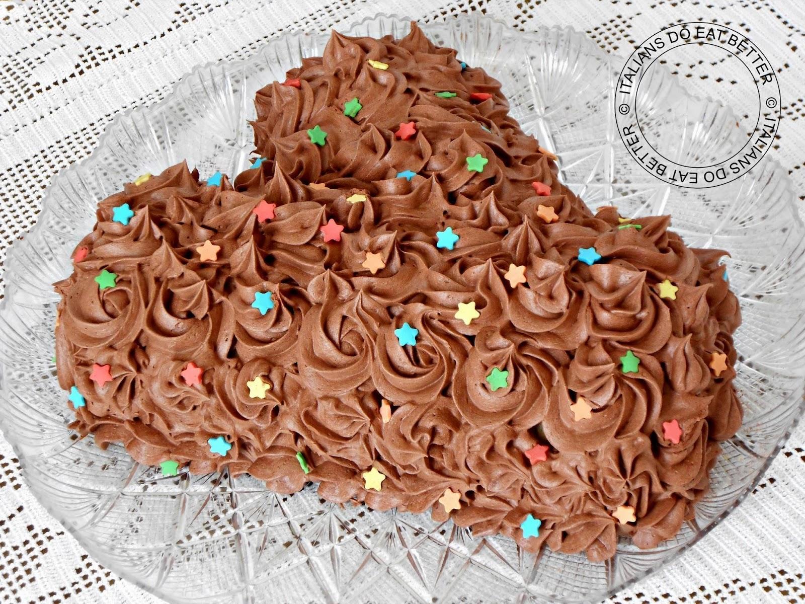 Tronchetto Di Natale Originale.Tronchetto Di Natale Al Baileys Italians Do Eat Better