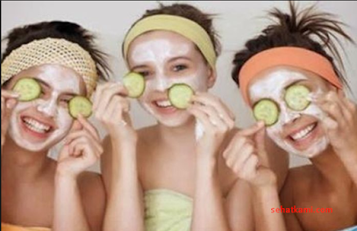 Cara Menghilangkan Keriput dengan perawatan & masker wajah