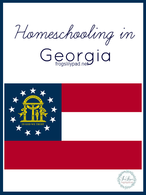 Homeschooling In Georgia