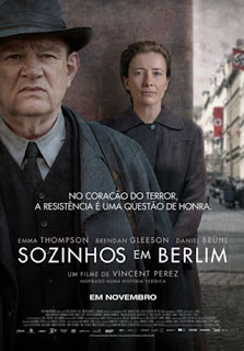 Alone in Berlin - Poster & Trailer