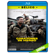 Corazones de hierro (2014) Full HD 1080p Audio Dual Latino-Ingles