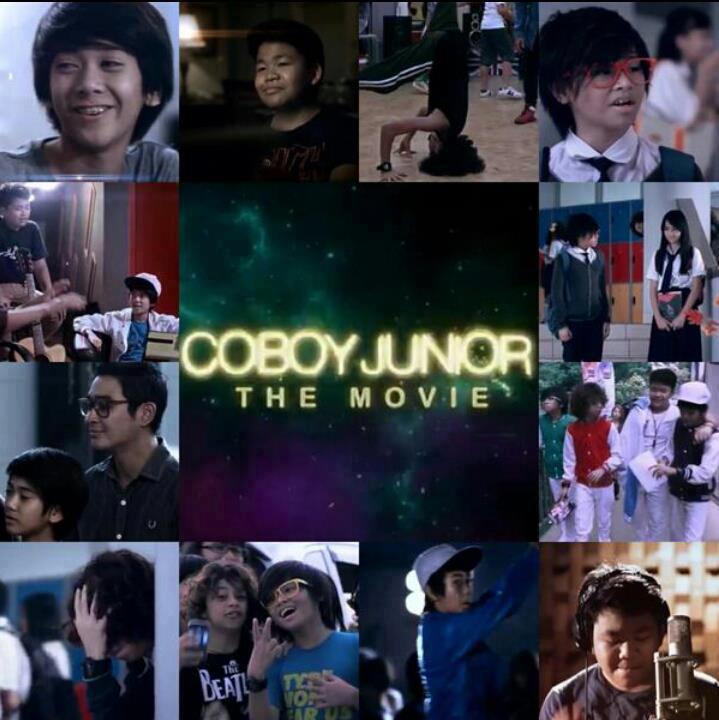 Foto Pemain Pemeran Film Coboy Junior The Movie 2013