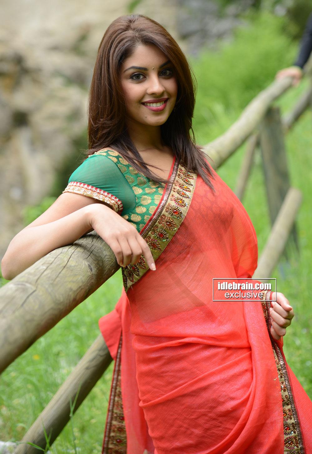 Spicy Saree: Actress Celebrities Photos: Richa Gangopadhyay HD Hot In