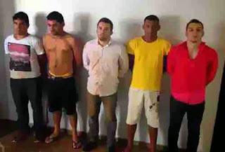 POLÍCIAS CIVIS DO PARÁ PRENDEM GRUPO QUE PRETENDIA SEQUESTRAR BANCÁRIO EM MARABÁ