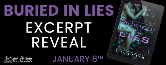 Buried in Lies by T.L. Smith Excerpt Reveal