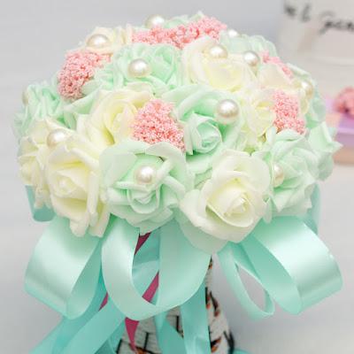 faire son bouquet de mariée