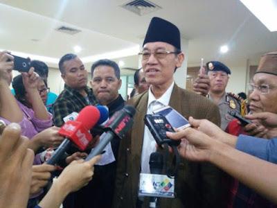 Soal Sikap Keagamaan Lebih Tinggi dari Fatwa MUI, Hamka Haq Sanggah Pernyataan Kyai Ma'ruf