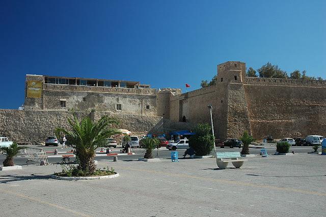 الحصون والأبراج في نابل التونسية