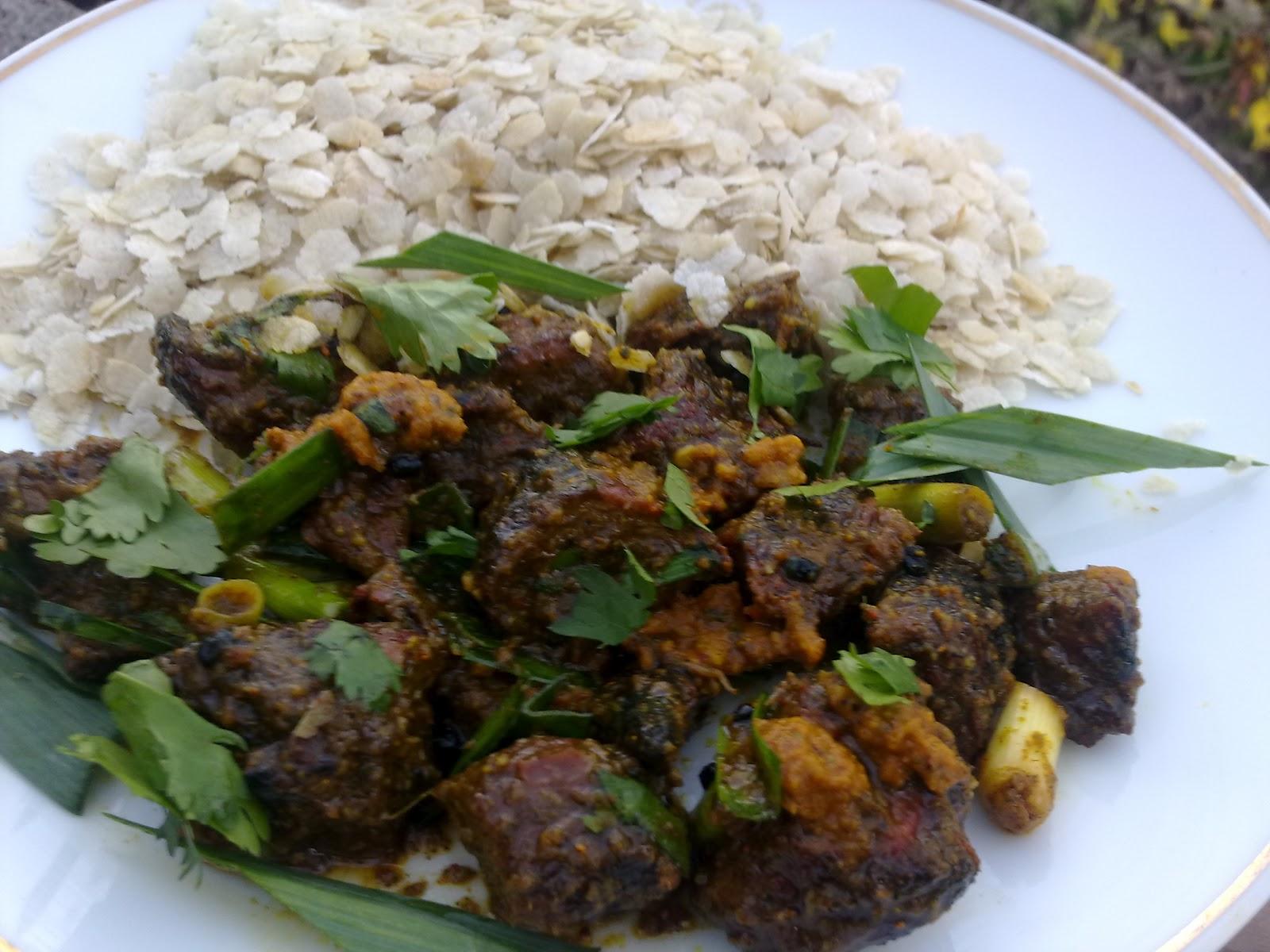 Newari Food Recipe Kachila