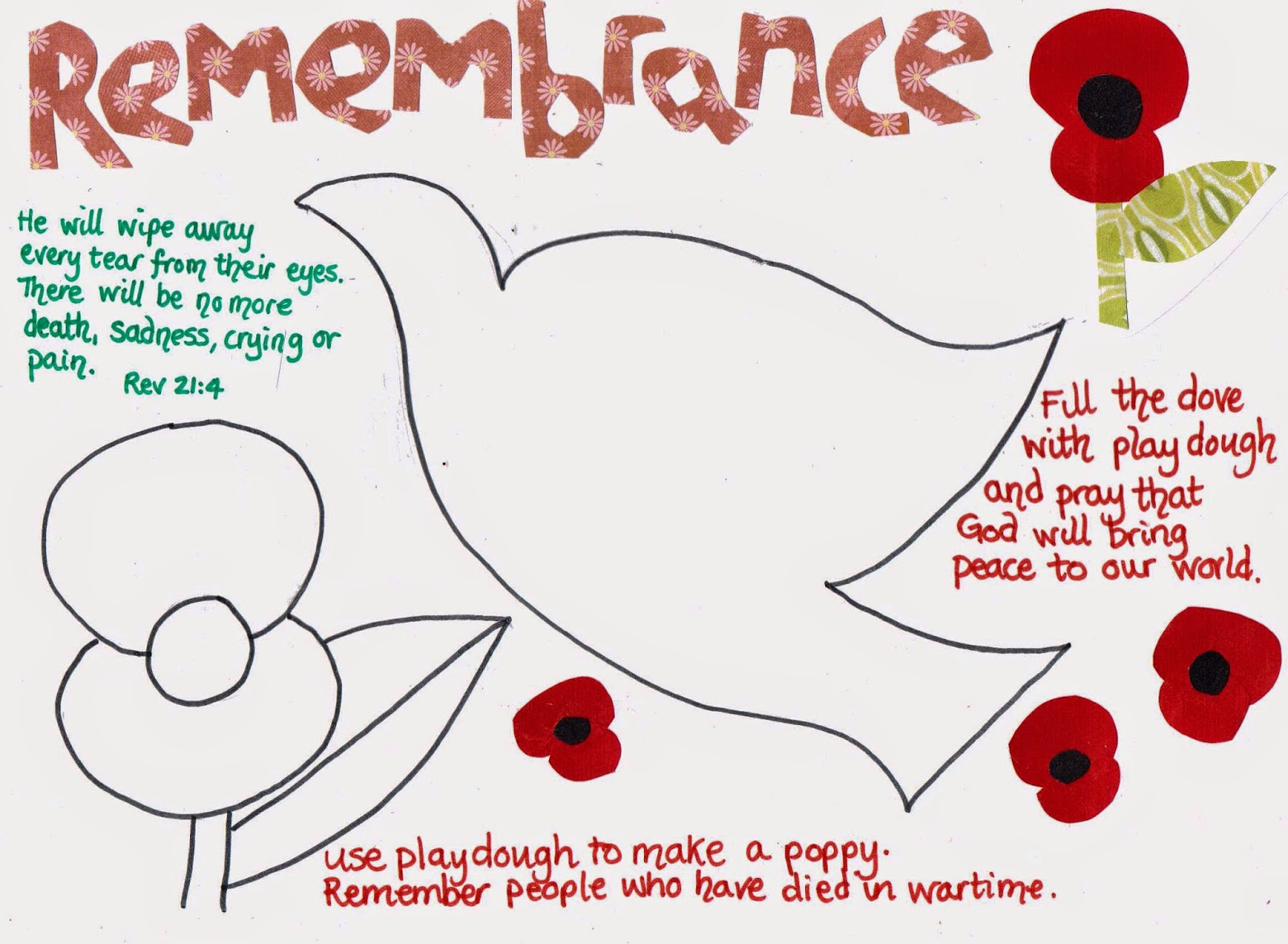 Flame Creative Children S Ministry Remembrance Sunday