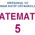 5. Sınıf Matematik SDR Dikey Yayınları 25. Sayfa Cevapları