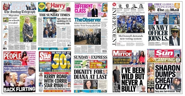 front pages 08-05-16
