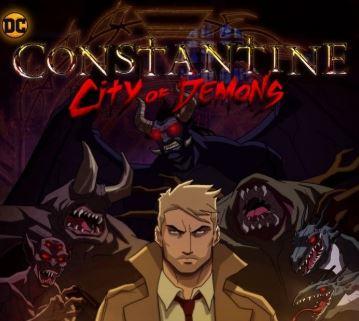 Constantine: Cidade de Demônios – Dublado